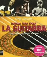 MANUAL PARA TOCAR LA GUITARRA (C/CD)