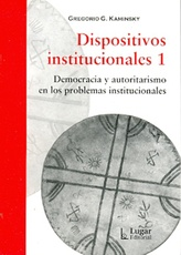 DISPOSITIVOS INSTITUCIONALES I