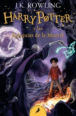 HARRY POTTER Y LAS RELIQUIAS DE LA MUERT