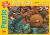 Galapagos Wildlife Puzzle - From the Book The Only One
