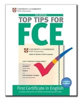 The official Top Tips for FCE + CD