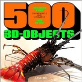 500 3D objects, incluye 2 CDs