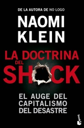 Doctrina del shock, La  (booket)