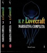 Narrativa completa Lovecraft. 3 Tomos
