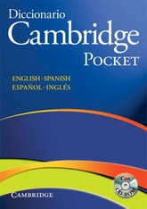 Diccionario Cambridge Pocket English - Spanish + CD