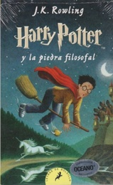 Harry Potter 1. Y la piedra filosofal (bolsillo)