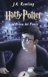 Harry Potter 5. Y la orden del Fénix (bolsillo)