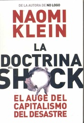 DOCTRINA DEL SHOCK, LA