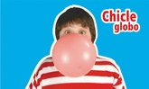 Chicle globo. Cine de Dedo