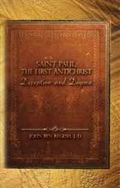 Tapa del libro Saint Paul, The First Anti-christ