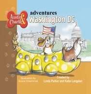 Tapa del libro Austin & Charlie Adventures Washington Dc