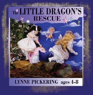 Tapa del libro The Little Dragon's Rescue