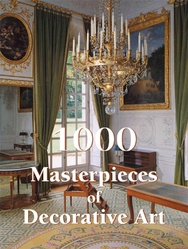 Tapa del libro 1000 Masterpieces Of Decorative Art