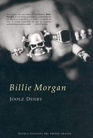 Tapa del libro Billie Morgan