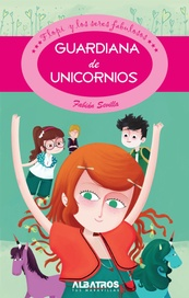 Tapa del libro Guardiana de Unicornios Ebook
