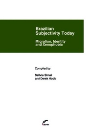 Tapa del libro Brazilian Subjectivity Today