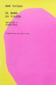 EL ROBO ES VISIÓN .: LIBRERIA HERNANDEZ :.