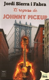 Tapa del libro EL REGRESO DE JOHNNY PICKUP