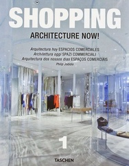Tapa del libro 1 SHOPPING  ARCHITECTURE NOW