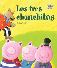 Tapa del libro LOS TRES CHANCHITOS
