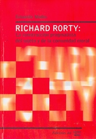 Tapa del libro RICHARD RORTY