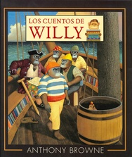 Tapa del libro LOS CUENTOS DE WILLY