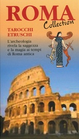 Tapa del libro ETRUSCAN ROMA COLLECTION ( LIBRO + CARTAS ) TAROT