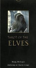 Tapa del libro OF THE ELVES ( LIBRO + CARTAS ) TAROT