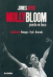 Tapa del libro MOLLY BLOOM (MONOLOGO)