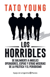 Tapa del libro LOS HORRIBLES