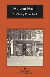 Tapa del libro 84, CHARING CROSS ROAD