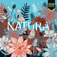 Tapa del libro COLOR BLOCK: NATURA