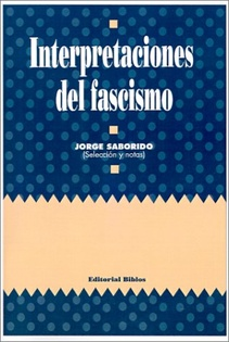 INTERPRETACIONES DEL FASCISMO