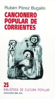 CANCIONERO POPULAR DE CORRIENTES