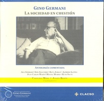 GINO GERMANI. LA SOCIEDAD EN CUESTION