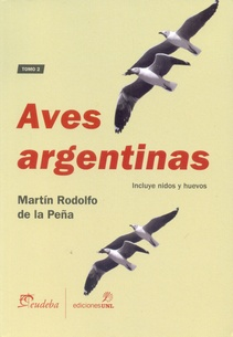 AVES ARGENTINAS TOMO 2 II