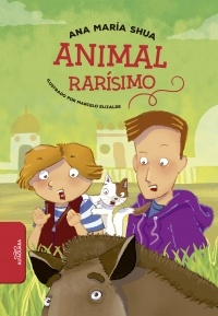 ANIMAL RARISIMO