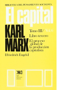 Capital, El. Tomo III Vol.6
