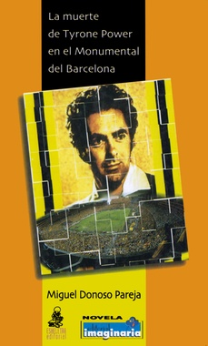 Muerte de Tyrone Power en el monumental del Barcelona, La