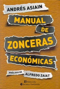 MANUAL DE ZONCERAS ECONÓMICAS