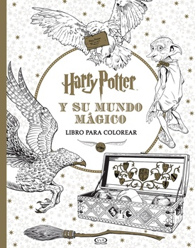 HARRY POTTER Y SU MUNDO MAGICO