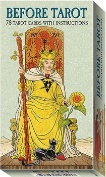 BEFORE TAROT (LIBRO + CARTAS)
