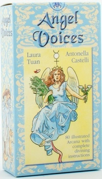 ANGEL VOICES TAROT ( LIBRO + CARTAS )