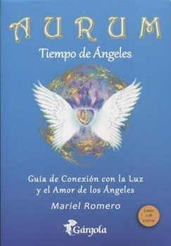 AURUM TIEMPO DE ANGELES ( LIBRO CON CARTAS )