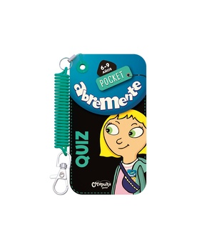 ABREMENTE POCKET QUIZ- 6-9 AÑOS