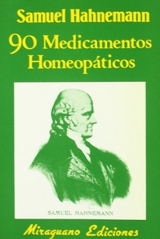 90 MEDICAMENTOS HOMEOPATICOS