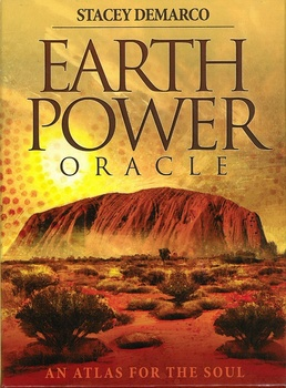 EARTH POWER ORACLE (TAROT, LIBRO + CARTAS)