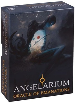 ANGELARIUM ORACLE OF EMANATION ( LIBRO + CARTAS )