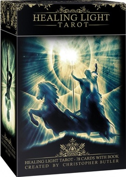 HEALING LIGHT ( LIBRO + CARTAS ) TAROT