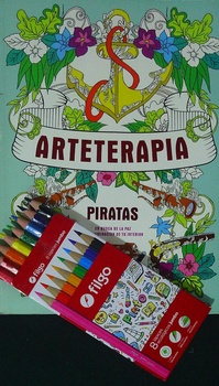ARTETERAPIA PIRATAS